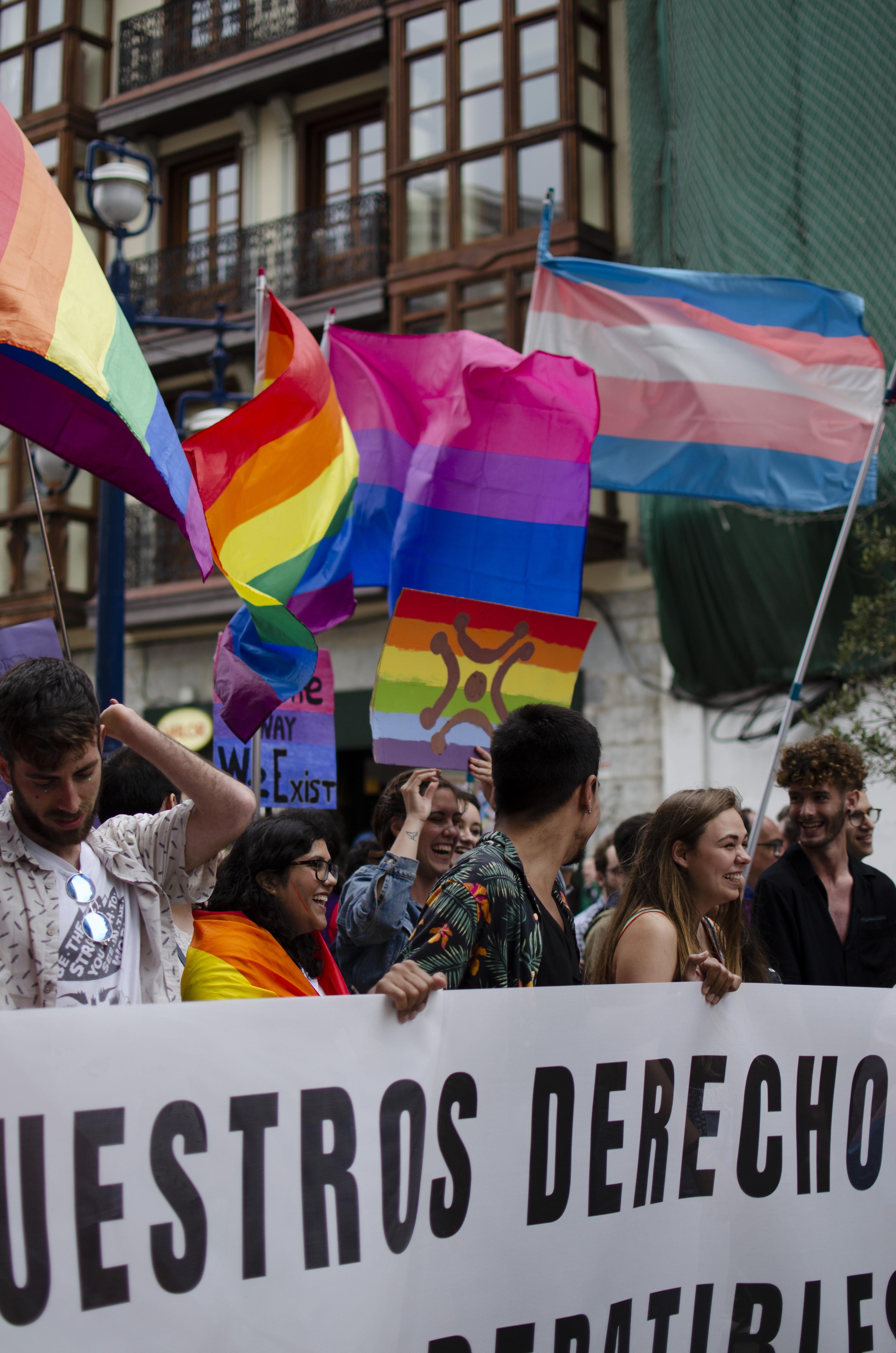 Manifestación LGBTI – Santander 2019