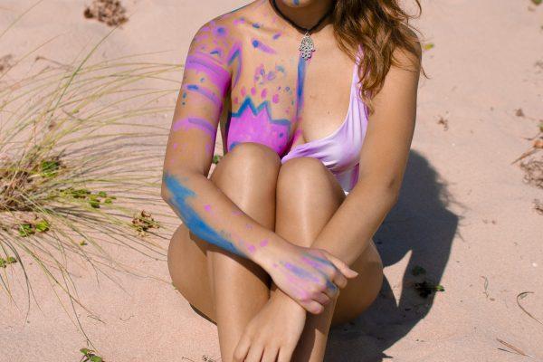 pecho body paint_44