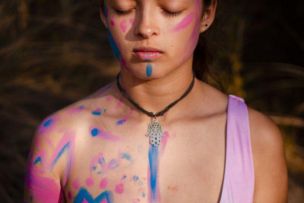 pecho body paint_78