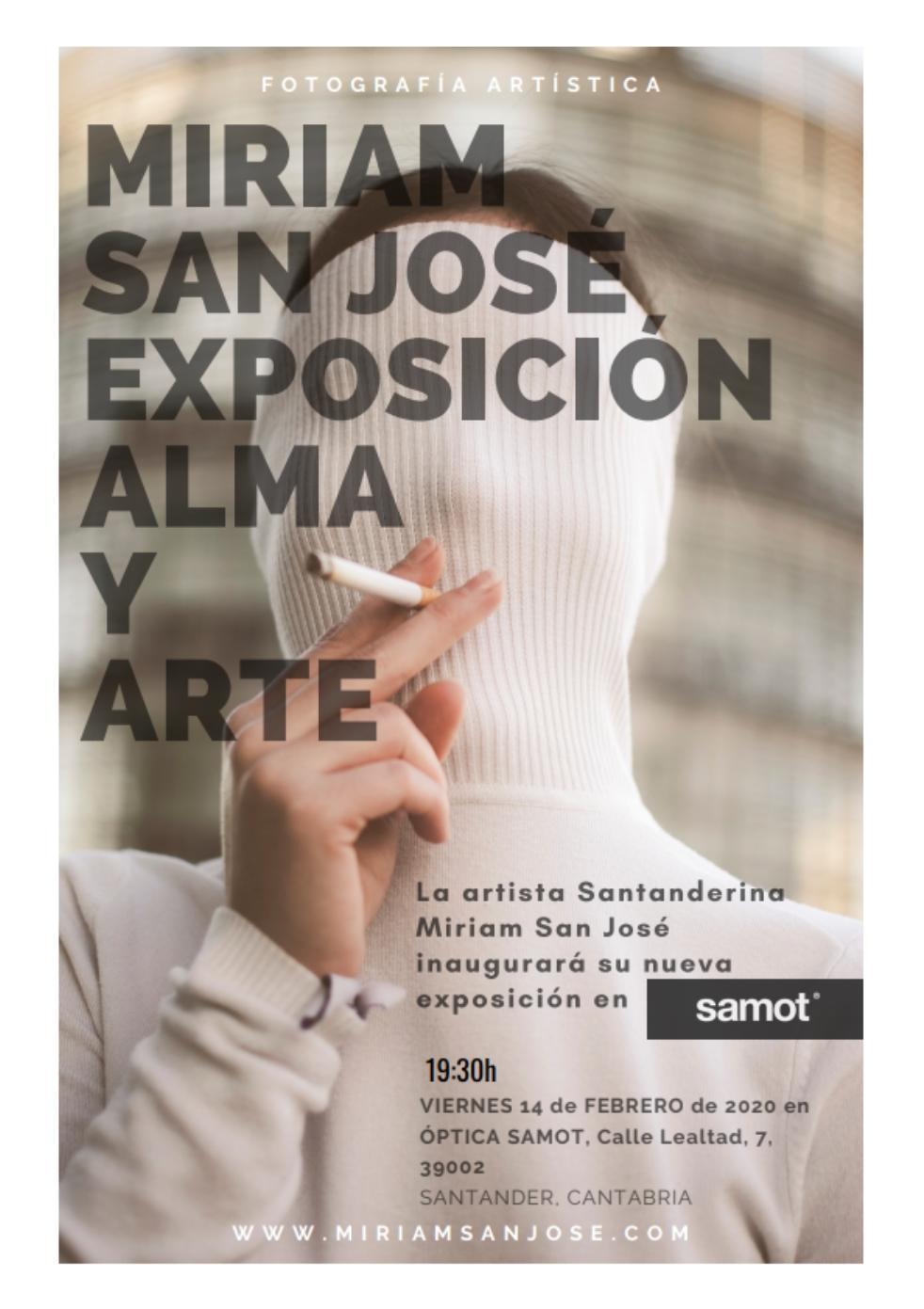 Exposición Alma y Arte